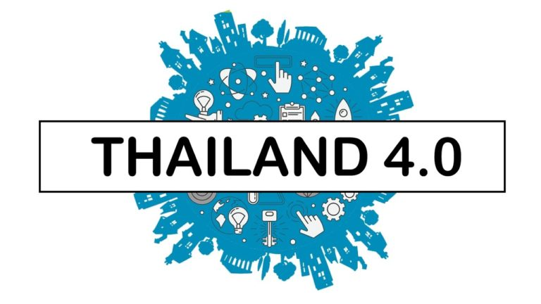 Thailand 4.0 wallpaper