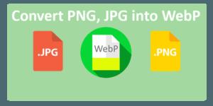 Convert Webp Command